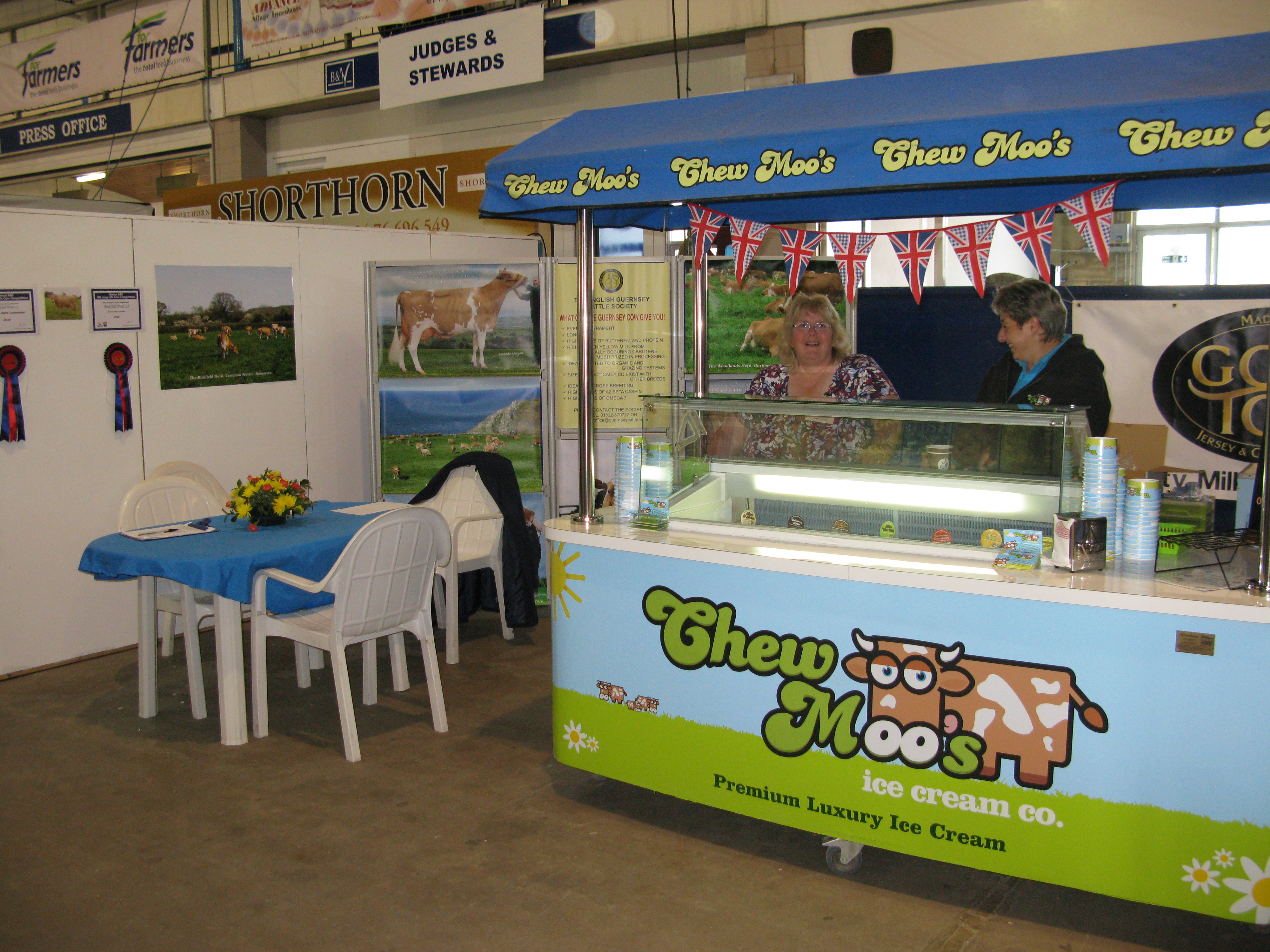 S W  Dairy Show/ National Guernsey Show 2016 - English