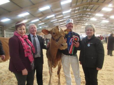 Owners Daf Cox and Colin Evans with Judge Kim Sales. - Copy