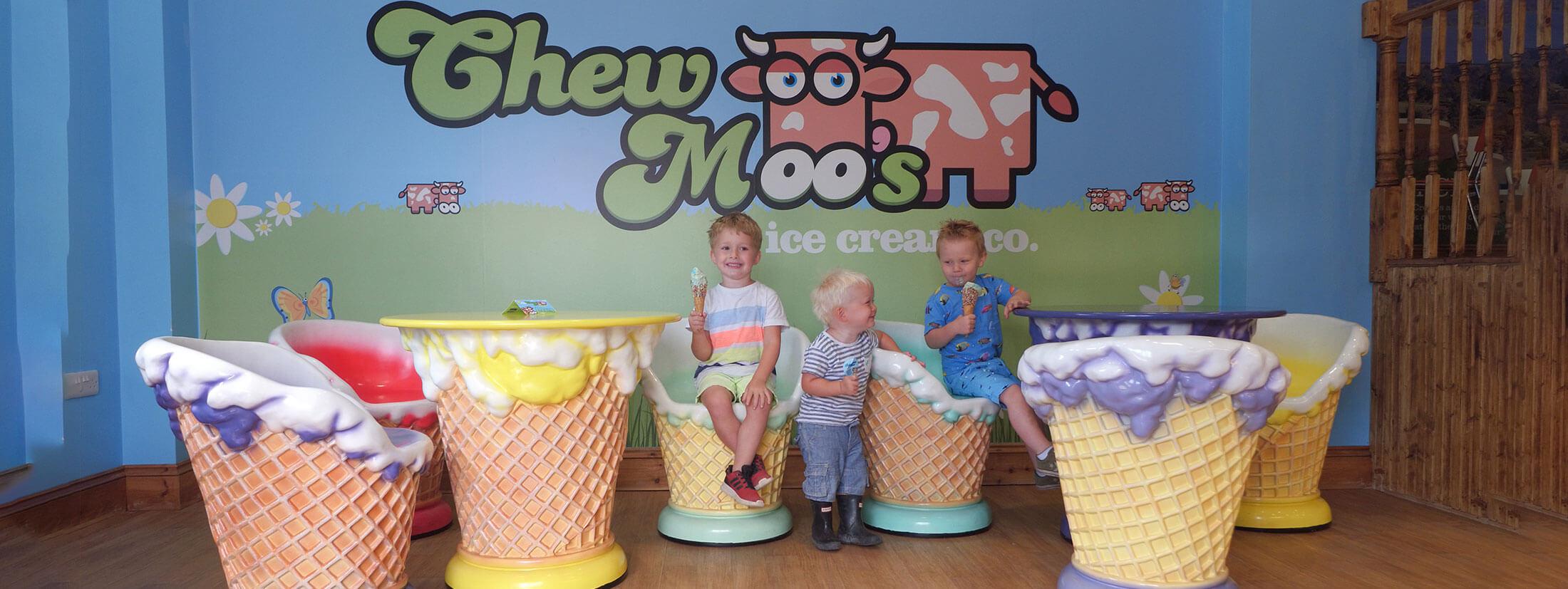 Choo Moos Ice Cream